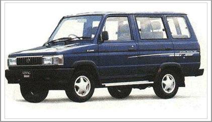 Toyota Kijang Grand Extra yang semakin modern terus diminati pada masanya. (foto: Toyota - istimewa)