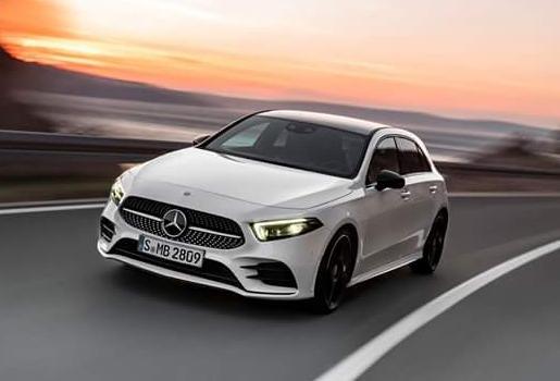 Mercedes-Benz A-Class Generasi keempat jadi model entry level yang memikat. (foto: Daimler)