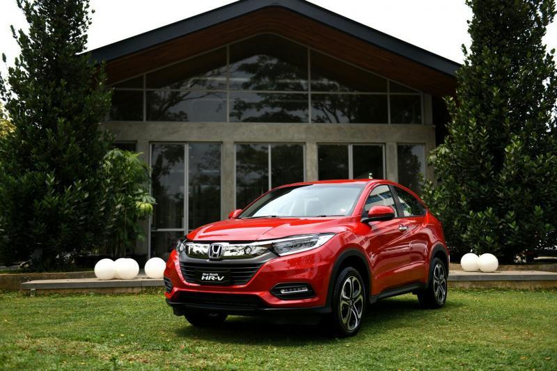Honda HR-V masih menjadi primadona PT. Honda Prospect Motors. (foto : ist)