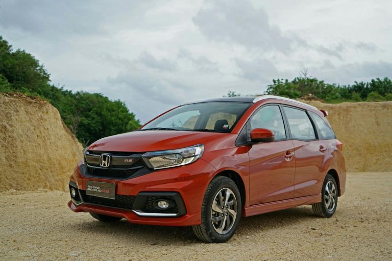 Honda Mobilio memberi kontribusi signifikan di September 2018. (foto : Ist)