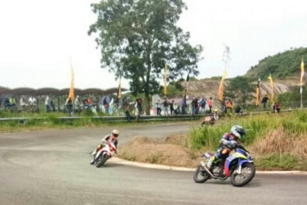 Kualifikasi Motoprix Region 4 Kalan Samarinda