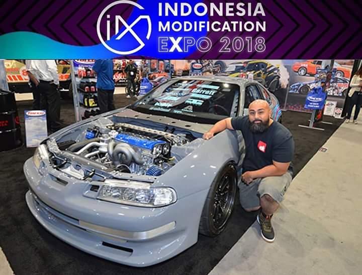 The Big Mike dari Amerika Serikat akan bagikan ilmunya di IMX 2018. (Foto: NMAA)