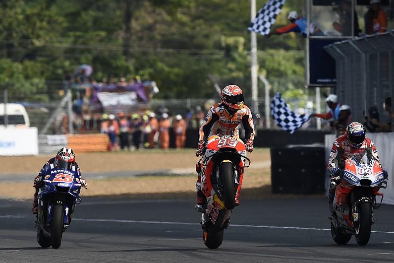Marquez semakin dekat dengan gelar juara dunia (ist)