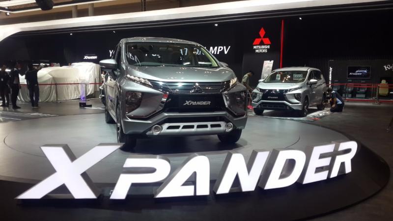 Mitsubishi Xpander jadi raja baru MPV di Indonesia