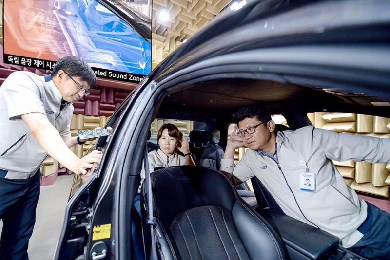 Teknologi SSZ akan diterapkan Hyundai dalam 1-2 tahun kedepan. (foto: Hyundai)