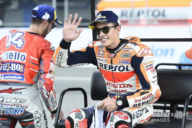 Marquez tinggal selangkah lagi tuntaskan misi juara dunia (ist)