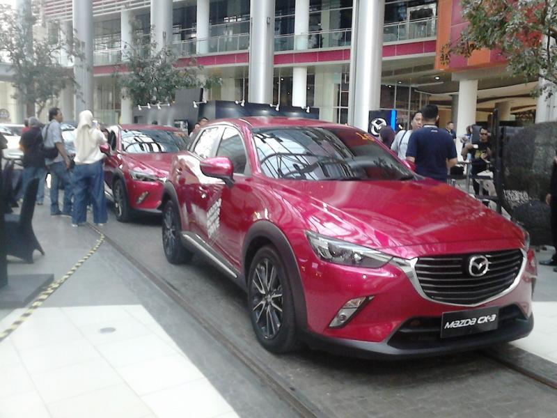 Mazda Power Drive sukses diselenggarakan untuk kedua kalinya. (foto: anto)
