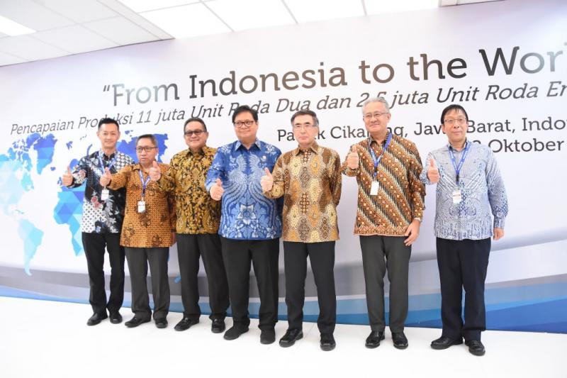 Suzuki Indonesia punya sejarah panjang lakukan ekspor ke mancanegara. (foto: Kiki)