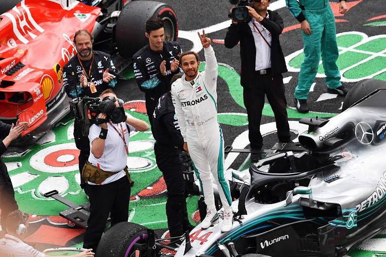 Poin Hamilton sudah tak terkejar oleh Vettel (ist)