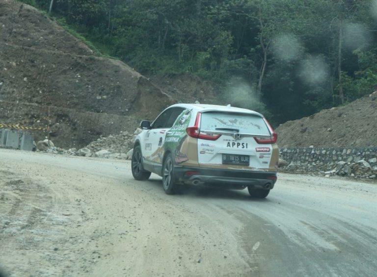 Ketangguhan All New Honda CR-V akan diuji melintasi 34 Provinsi. (foto: ist)