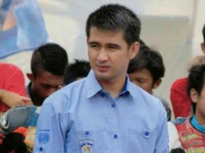 Tubagus Roy akan berusaha keras IMI Banten bisa dilantik sebelum Rakernas di Balikpapan. (foto : ist)