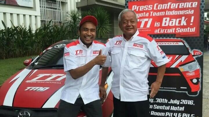 Memet Jumhana dan Haridarma Manoppo, tak terlalu andalkan team order. (foto : mobilinanews)