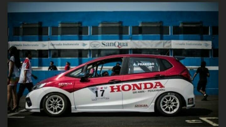 Yulianto Adi, salah satu skuad tim Honda Pekanbaru Jakarta Racing. (foto : ist)