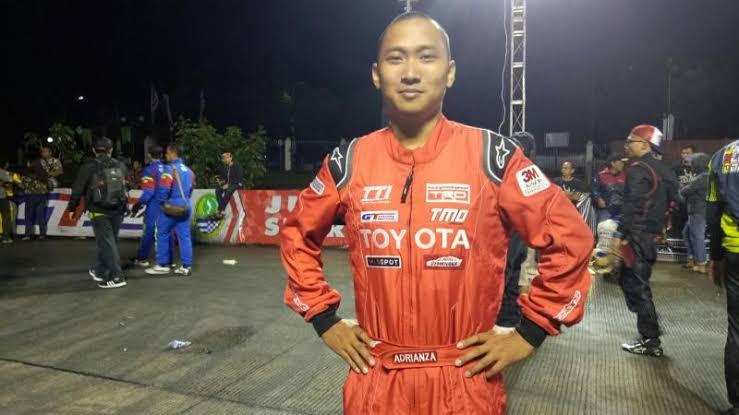 Adrianza Yunial berharap promotor bisa menggelar event motorsport dengan protokol kesehatan ketat tahun ini. (foto: bs)