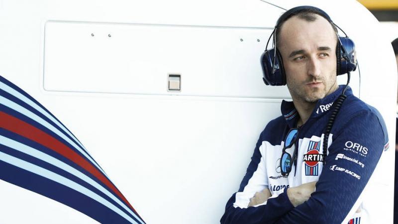 Robert Kubica balik ke F1 membela tim Williams (ist)