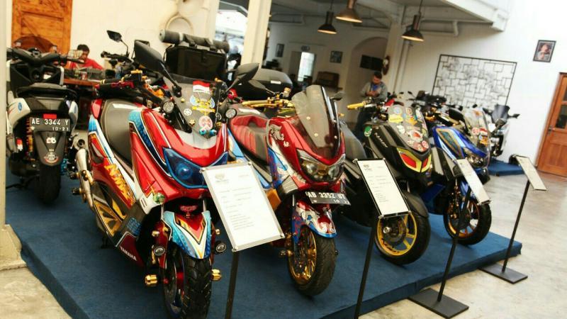 Yamaha sudah tembus ekspor 1,5 juta unit sampai tahun ini. (foto : ist)