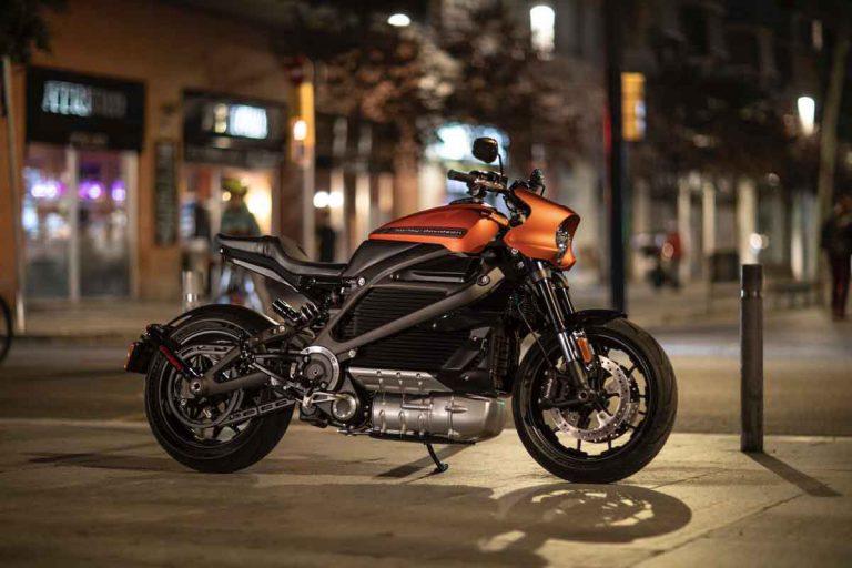 Harley Davidson siap Rilis Motor Sport Listrik LiveWire (ist)