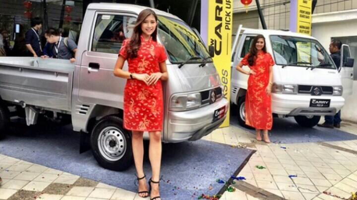 Suzuki New Carry Pick Up yang belum lama dilaunching adakan recall untuk transmisi. (foto : ist)
