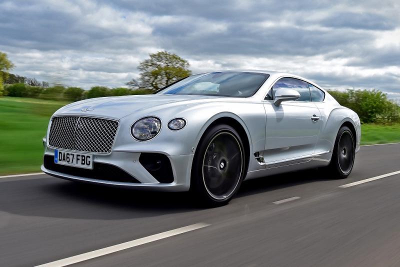 New Bentley Continental GT rengkuh 19 penghargaan dari seluruh penjuru dunia (ist)