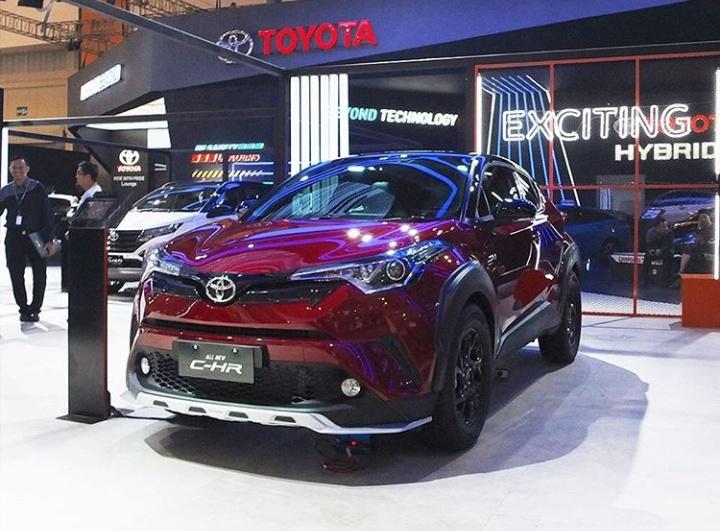Toyota jadi merek yang mendominasi penjualan dengan market share 31 persen. (foto: dok. Mobilinanews)