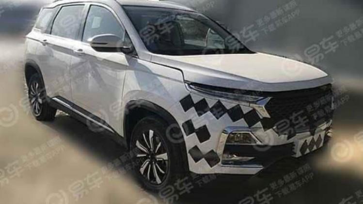 SUV Wuling Baojun 530 mendapat penyegaran pada tampilannya untuk 2019. (foto: ist)