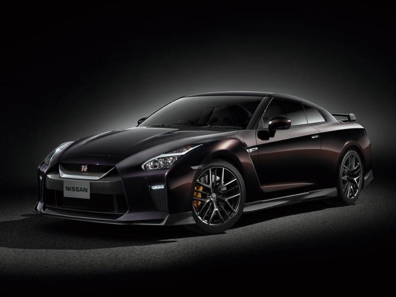 Nissan GT-R sering melansir edisi khusus atlet olahraga berprestasi. (foto: ist)