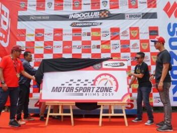 Zona Motorsport IIMS 2019 dilaunching di Sentul International Karting Circuit Bogor. (foto : iims)