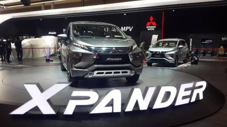 Xpander mulai merambah bisnis fleet untuk segmen kendaraan komersial ringan. (foto: anto)