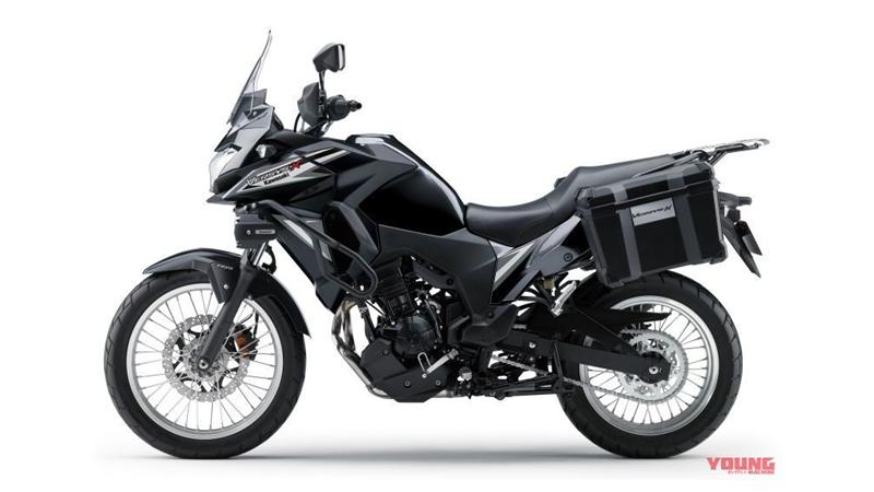 Kawasaki Versys X250 dijdwalkan meluncur di Jepang pada Januari 2019
