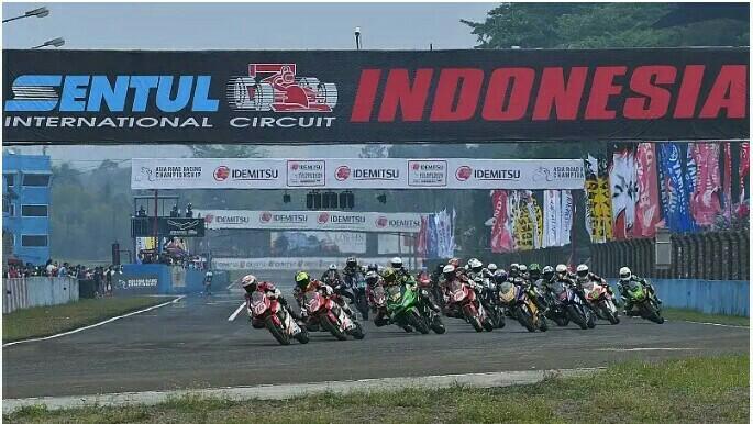 Setelah 20 tahun, ARRC tidak singgah di Sentul International Circuit pada musim balap 2019. (foto : Ist)