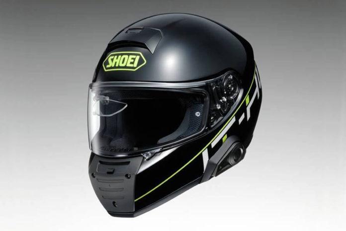 Shoei hadirkan dengan helm dengan inovasi smart fitur (ist)