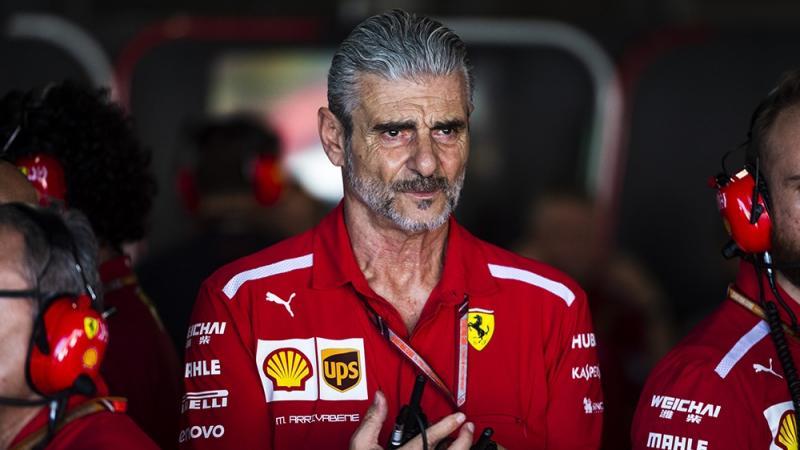 Arrivabene resmi didepak Ferrari (ist)