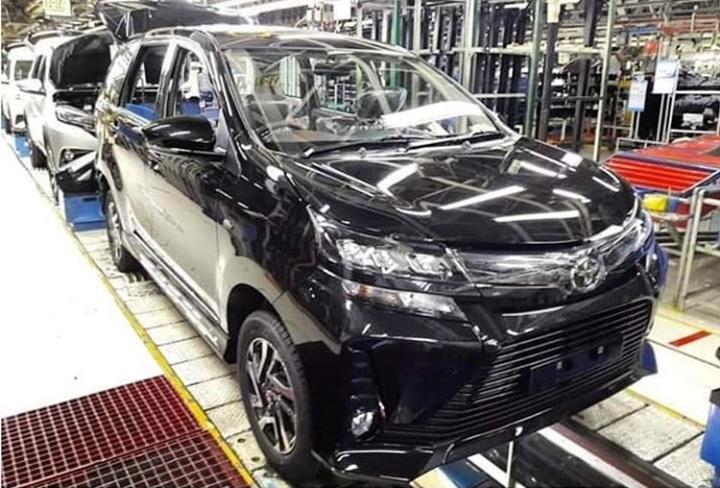 New Avanza 2019 sudah mulai didistribusikan ke sejumlah diler Toyota di Jakarta. (foto: istimewa / @indra_fathan)