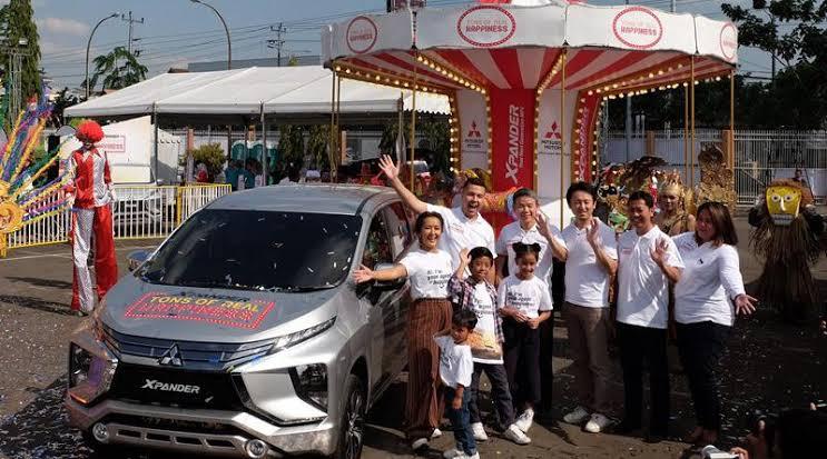 Seri terakhir Xpander ToRH akan diadakan akhir Januari 2019 di SMS Mal Serpong. (foto: Mitsubishi)