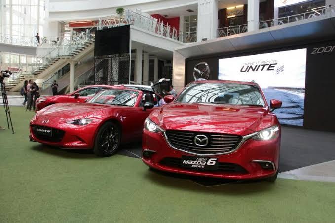 Mazda 6 Elite Estate punya penggemar tersendiri di Indonesia. (foto: anto)