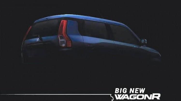 Suzuki Wagon R 2019 akan meluncur tak lama lagi di India. (foto: Maruti)