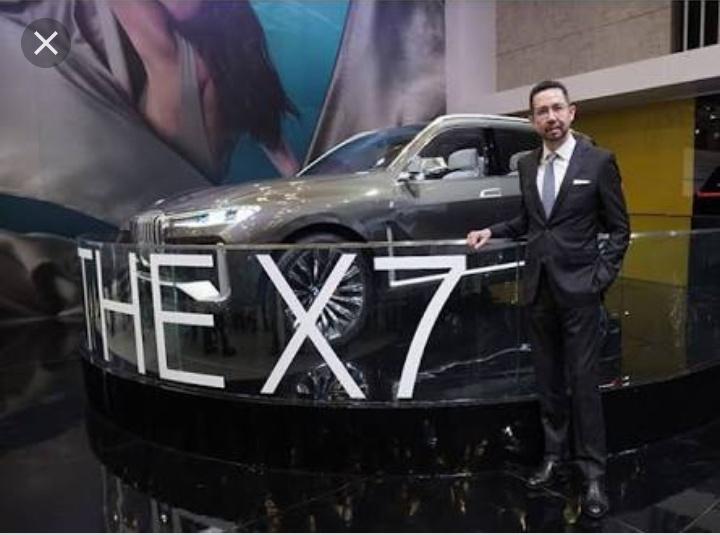 Ramesh, BMW Concept X7 iPerformance akan menambah lini produk SUV BMW di Indonesia di 2019. (foto: ist)