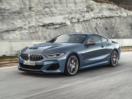 Sportcar premium BMW M850I akan tiba di Indonesia pada 2019. (foto: ist)