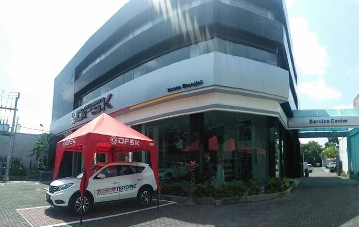 Fasilitas 3S (Sales, Service, Spare Part) siap memenuhi segala kebutuhan masyarakat Bali akan kendaraan DFSK.(foto: istimewa)