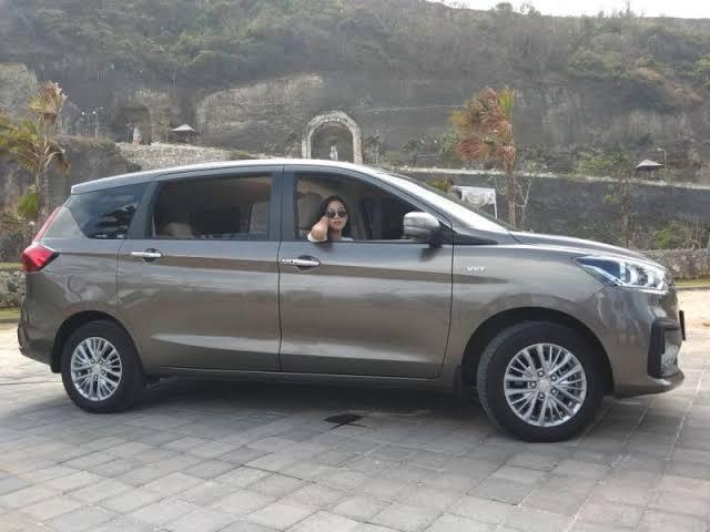All New Suzuki Ertiga masuk tiga besar low MPV terlaris. (foto: anto)