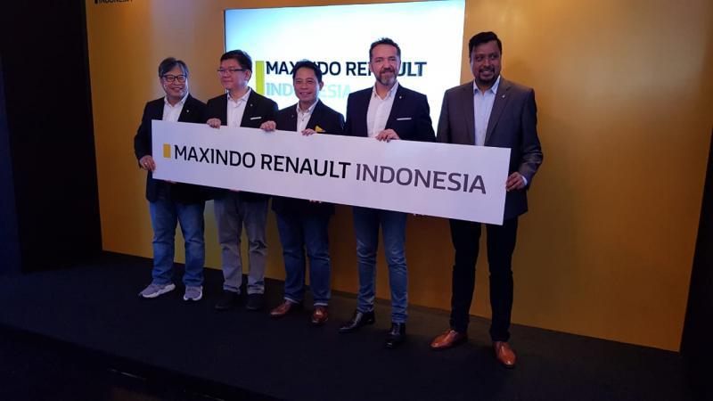 Maxindo Renault Indonesia berkomitmen untuk gerak cepat buka di dealer-dealer baru