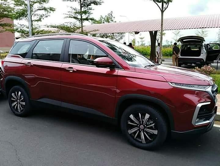 Sesuai janji, Wuling SUV siap berikan kejutan di awal 2019. (foto: istimewa)