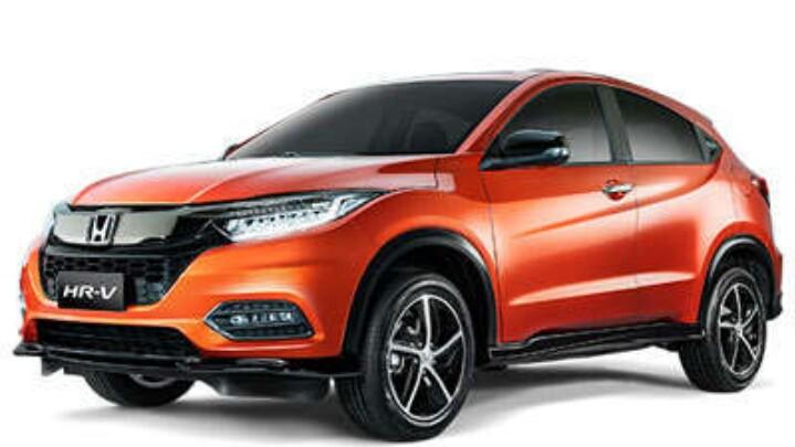 Honda HR-V berada pada tingkat tertinggi di segmen entry SUV. (foto : ist)
