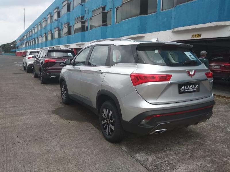 Bisa jadi, saat Grand Launching nanti Wuling Almaz sudah diperkenalkan dengan opsi 7-seater. (anto)