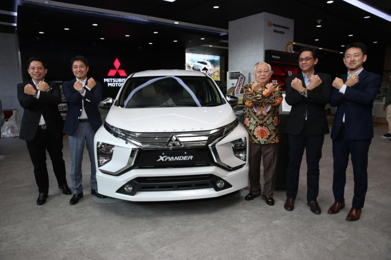 Sepanjang tahun 2018, Mitsubishi Xpander menjadi raja di segmen MPV 1500 cc