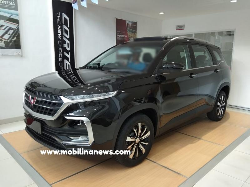 Menurutnya, belum semua diler resmi Wuling mendapat kiriman unit produk SUV perdana ini. (anto)