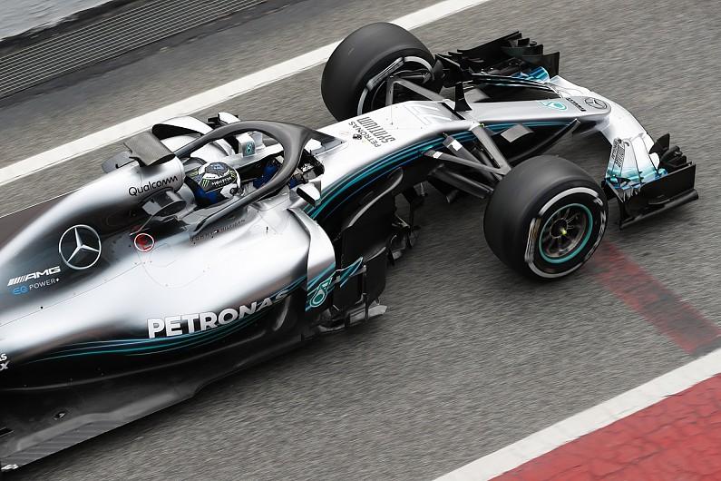 Mercedes bakal uji perdana W10 di Sirkuit Silverstone Inggris (ist)