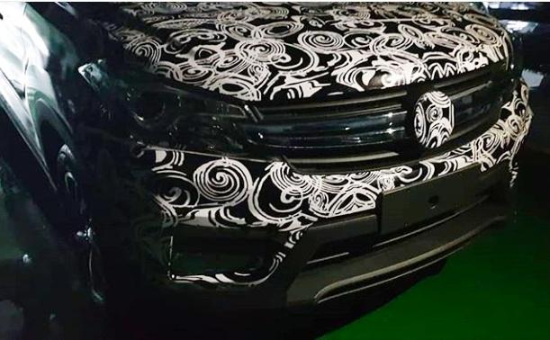 Pada unggahannya, pemilik akun bernama Agus Priyanto dari DFSK Bogor ini menyebutnya sebagai SUV baru. (ist)