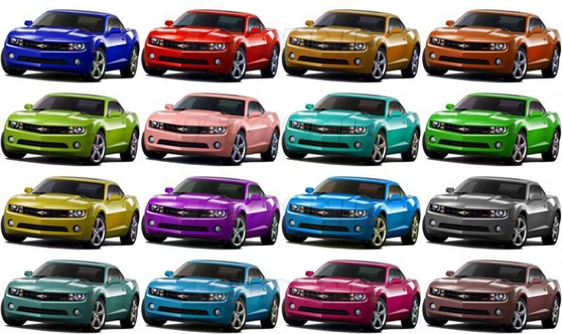 Jenis-jenis warna yang menyala diyakini dapat memberikan keberuntungan dan memiliki pengaruh besar di sejumlah negara termasuk Indonesia.(ist)