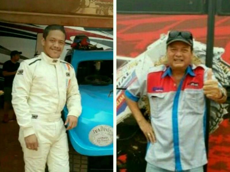 Albertus Hariono (kiri) dan Tjahyadi Gunawan, memaklumi waktu penyelenggaraan event lebih singkat di Tahun Politik. (foto : bs)